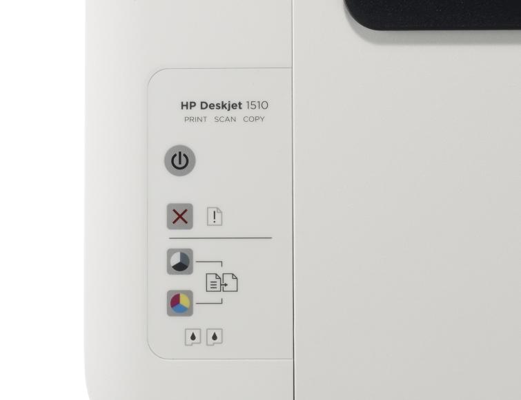 HP deskjet 1510 заправка картриджей самостоятельно